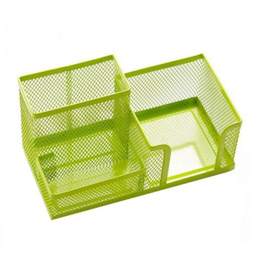 Mesh Metal Desk Organizer