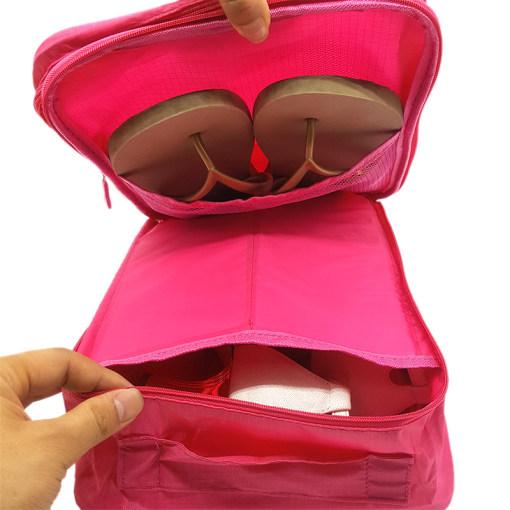 waterproof shoe storage bag