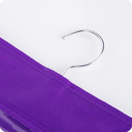hanging purse organizer