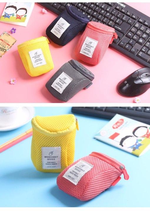 mouse pouch