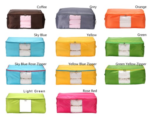 comforter storage bags for duvets