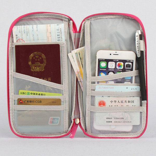traveling essentials list