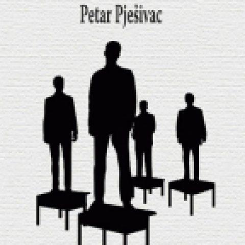 "Promocija romana ""Kada se završi rat"", autora Petra Pješivca"