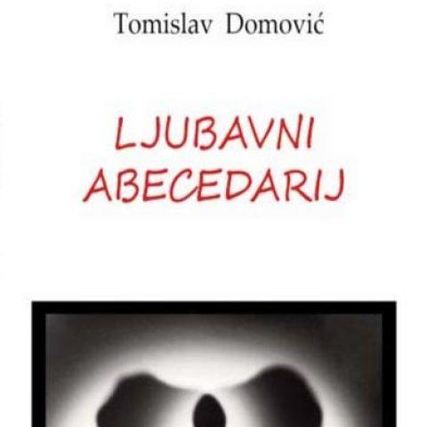 """Promocija knjige pesama """"Ljubavni abecedarij"""" Tomislava Domovića"""