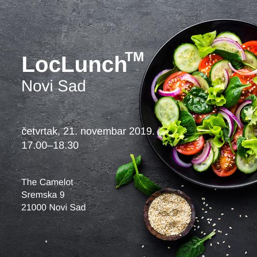 LocLunch™ Novi Sad