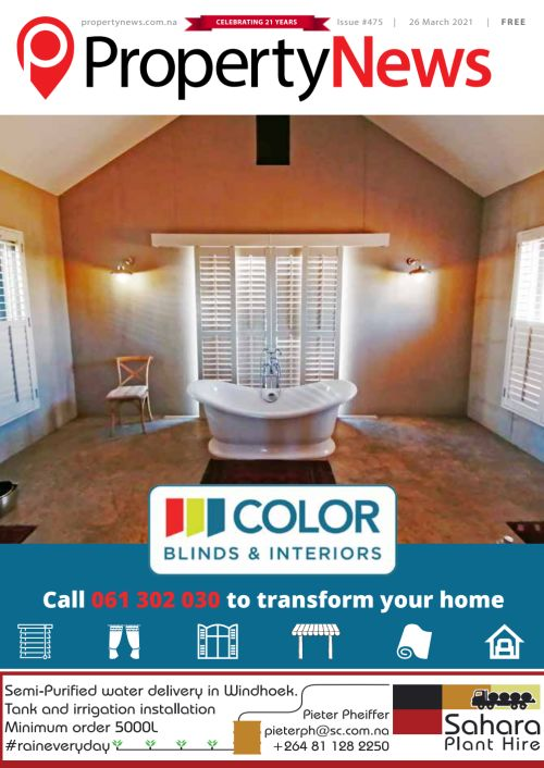 Property News Namibia Magazine Issue 475