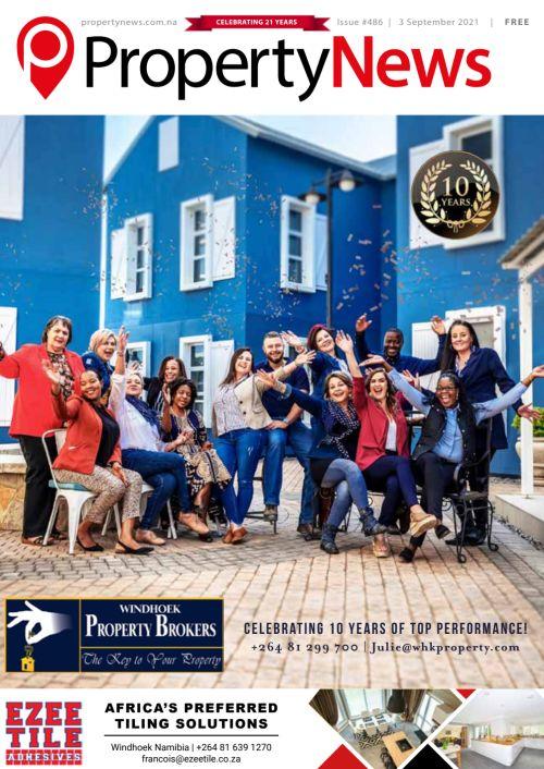 Property News Namibia Magazine Issue 486