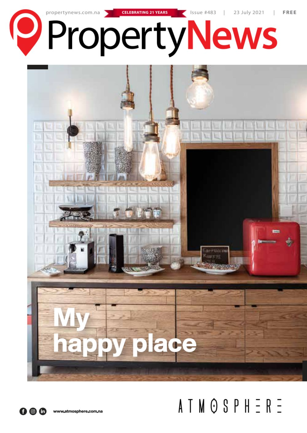 Property News Namibia Magazine Issue 483 - 23 Jul 2021