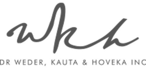 Dr Weder, Kauta & Hoveka Inc