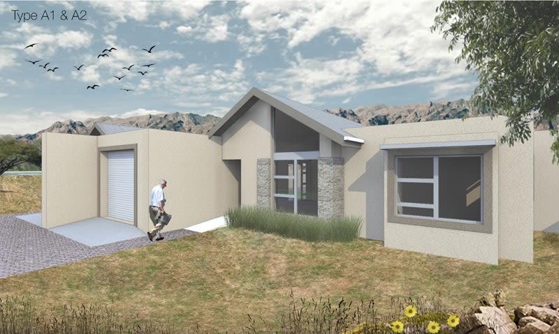 2 Bedroom House New Development in Finkenstein