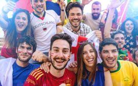 5 lugares para disfrutar de la FIFA World Cup 2018