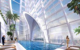 Okan Tower, el rascacielos más alto de Miami comenzará su construcción