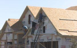La desaceleración de la construcción en los Estados Unidos