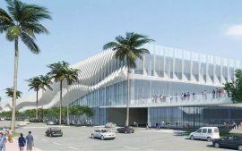 El Miami Beach Convention Center está casi terminado