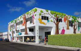Wynwood está abriendo una gran cantidad de nuevas oficinas