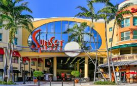 El Sunset Place de South Miami podría renovarse pronto