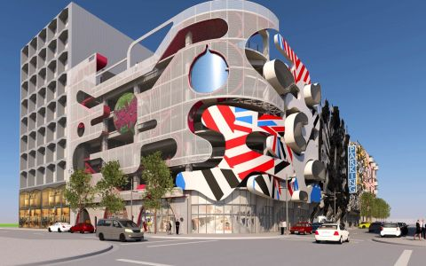 El distrito de Diseño de Miami