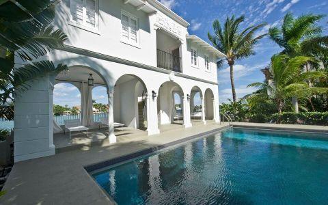 A la venta mansión de Al Capone