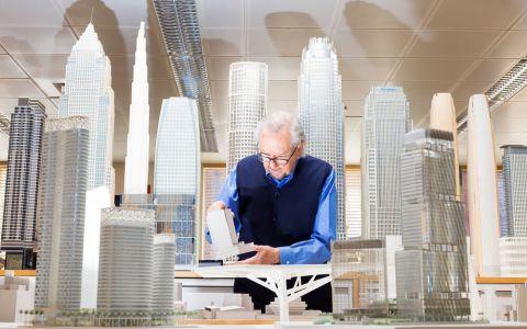 Arquitecto Cesar Pelli diseñará entrada de West Palm Beach