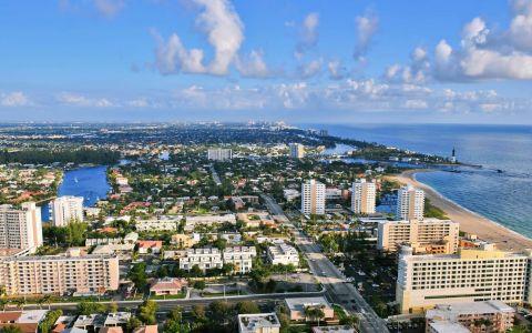 Conoce el condado de Broward en el Sur de Florida