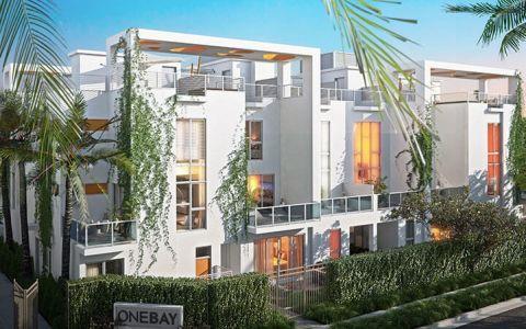 One Bay Residences, el nuevo condominio del Distrito de Diseño