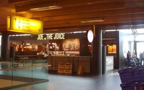 Joe & the Juice abre puertas dentro del metro del downtown
