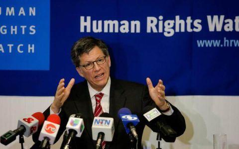 Human Rights Watch se pronuncia contra régimen de Maduro