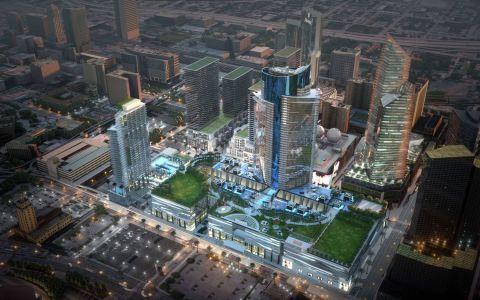 El centro de Miami experimenta una transformación multimillonaria