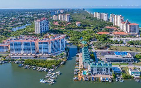Naples de Florida es el mejor vecindario de Estados Unidos