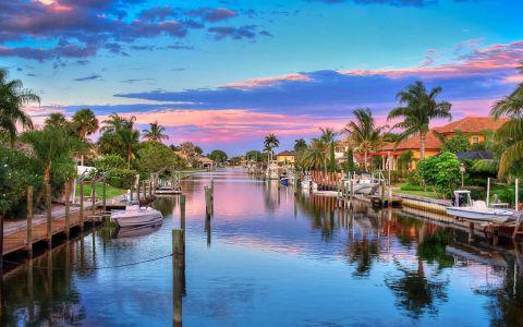 Precios inmobiliarios de Florida suben más de su tendencia habitual