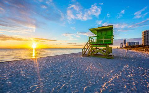 Riesgo inmobiliario en Miami frente al calentamiento global
