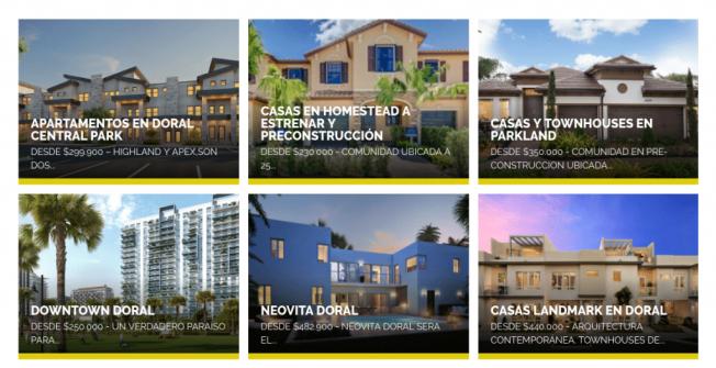 opciones para comprar una casa en Miami siendo extranjero
