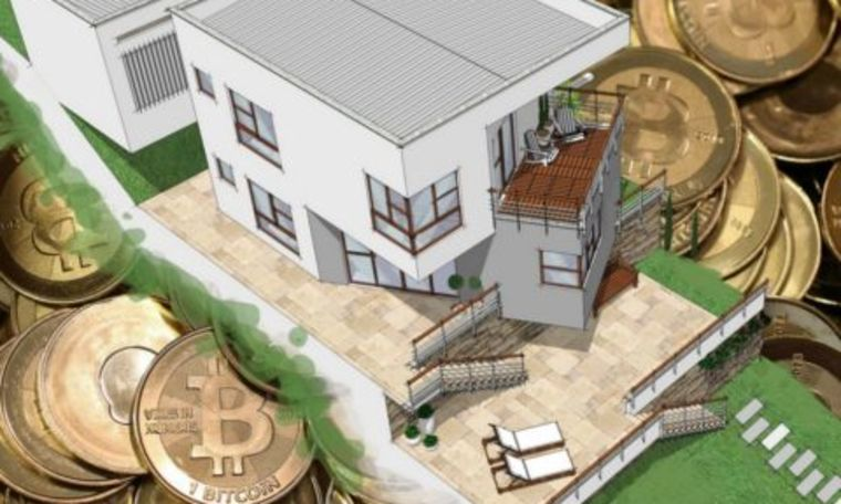 Cómo comprar o vender una propiedad con Bitcoin