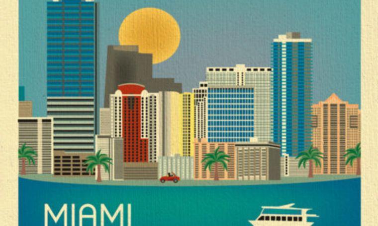Los bienes raíces en Miami