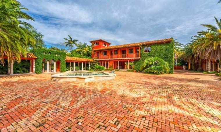 Una casa de fiestas en Miami Beach alcanza los $40 millones de dólares