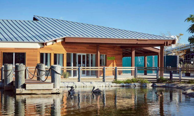 Zoológico de Miami abre restaurante Nourish 305