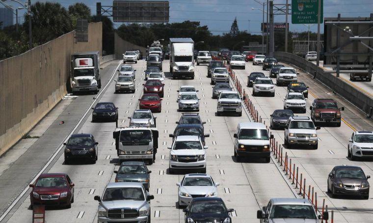 La crisis de transporte público en Miami
