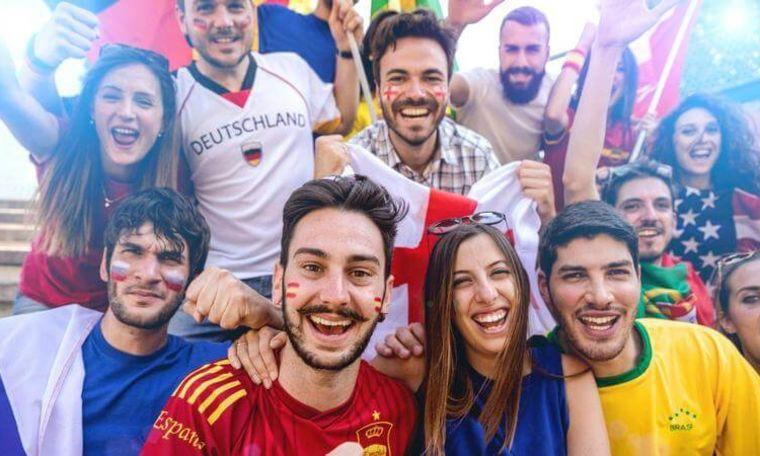 5 lugares para disfrutar de la FIFA World Cup 2018.