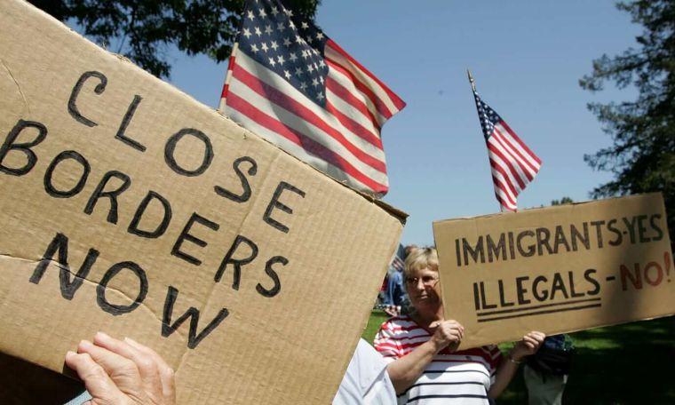 El mito de la frontera y el discurso antiinmigrante