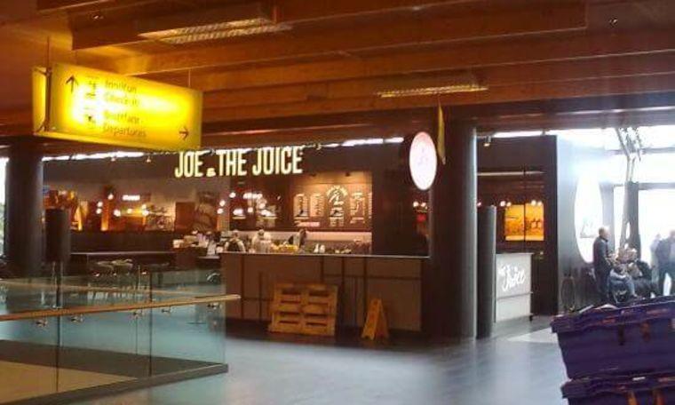 Joe & the Juice abre puertas dentro del metro del downtown