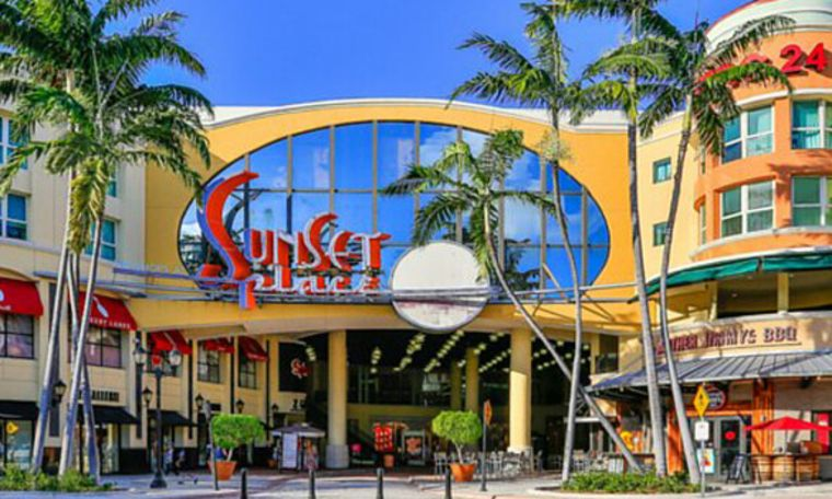 El Sunset Place de South Miami podría renovarse pronto
