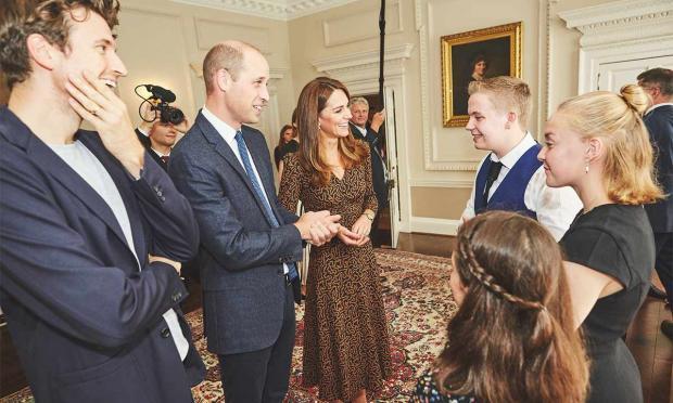 Дом принца Уильяма и Кейт Миддлтон в Кенсингтонском дворце: фото