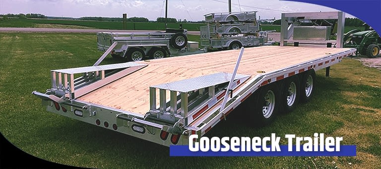 Taking a Closer Look at Millroads Custom Gooseneck Trailers