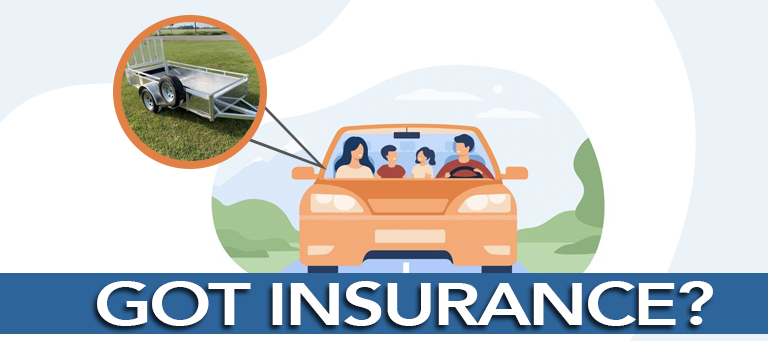 Is a Utility Trailer Covered Under My Car Insurance?