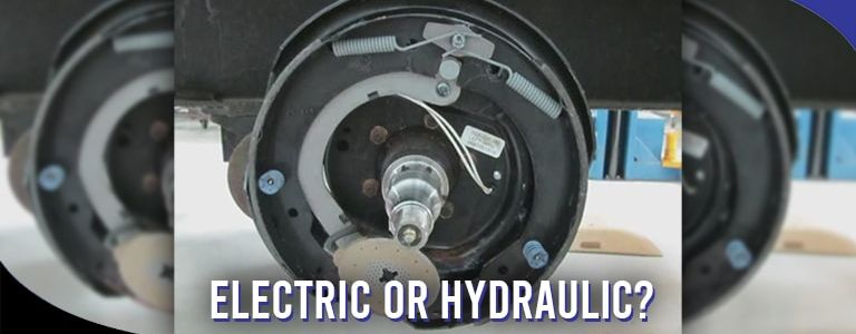 Electric or Hydraulic Choosing Brakes for a Gooseneck