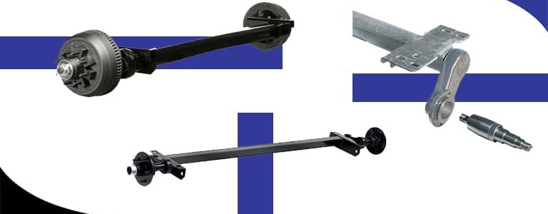 The Basics of Trailer Axles