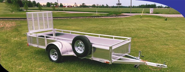 Why a Landscape Trailer is the Equipment You Didn't Know You Needed