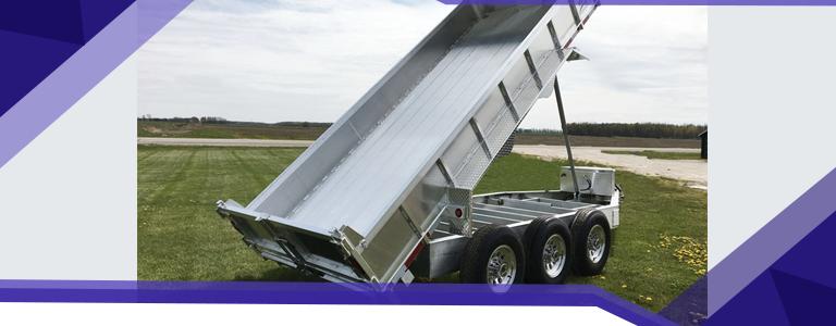 Can a Dump Trailer Replace a Dump Truck