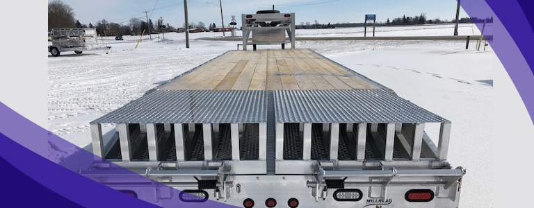 Storing Your Trailer for the Winter