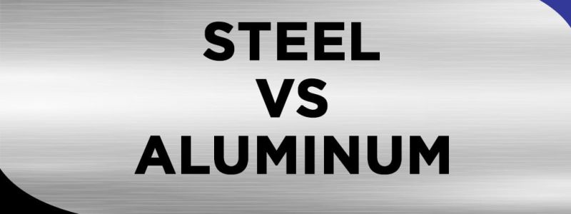 Comparing Steel vs Aluminum Trailers